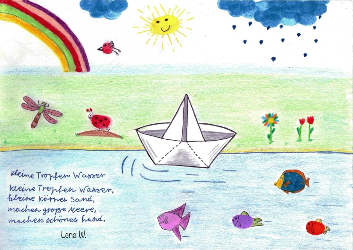 Regenbogen gedicht Regenbogen (christliche